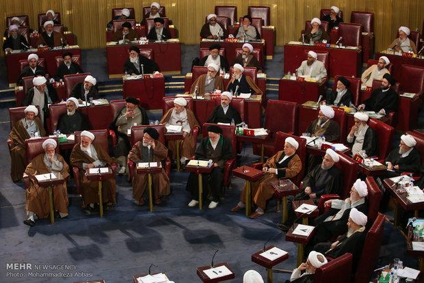 نواب رئیس و منشیهای هیات رئیسه خبرگان پنجم انتخاب شدند