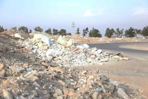 بازیافت روزانه ۳۳۰۰تن زباله ساختمانی