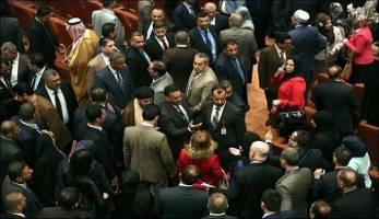 بحران سیاسی هم دامنگیر دولتمردان بغداد شد
