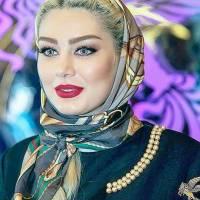 بازیگر زن معروف با ظاهری متفاوت! + عکس