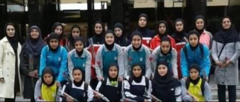 آغاز اردوی تدارکاتی تیم ملی فوتبال دختران زیر 16 سال