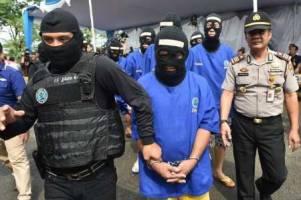اندونزي براي اعدام قاچاقچيان آماده مي شود