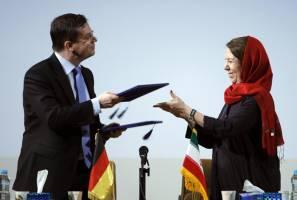 مرکز سرمایهگذاری اتاق تهران و موسسه حقوقی رولندبرگر تفاهمنامه امضا کردند