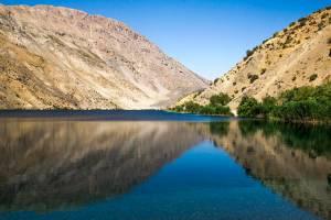 دریاچه گهر؛ نگینی در قلب اشترانکوه