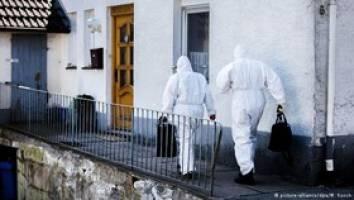 بازداشت زوج شکنجهگر و قاتل در آلمان