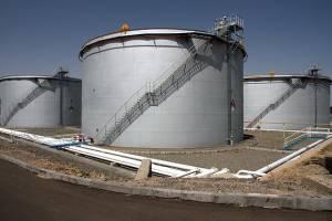 ظرفیت ذخیره نفت در خلیج فارس ۵۳ میلیون بشکه شد