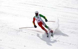 پایان رقابتهای بین المللی اسکی اسنوبرد با قهرمانی صید و یزدانی