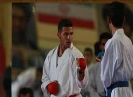 برترین های وزن 75- کیلو گرم کاراته مردان مشخص شد
