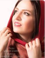تصویر جدید گلاره عباسی! | اردیبهشت 95