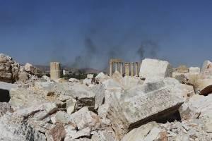 دمشق: ترکیه در تجارت آثار فرهنگی سوریه دست دارد