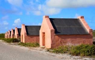 کلبه بردگان در بونیر