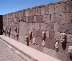 معابد سنگی شگفت انگیز در بولیوی