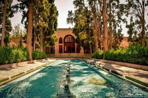 باغ فین؛ نمونه ای بی نظیر از باغ ایرانی