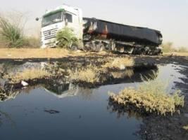 ۳۰هزار ليتر گازوئيل قاچاق در زاهدان كشف شد
