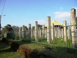 دنیای شگفت انگیز ما؛ بنایی باستانی با ۱۶۰۰ ستون سنگی
