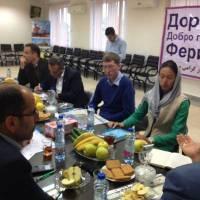 هيات تجاري روس به مازندران آمد