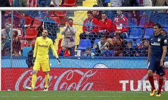 ناکامی دروازهبان اتلتیکو مادرید در ثبت رکوردی تاریخی