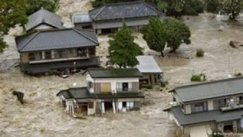 بارندگی شدید در جنوب چین تلفات داد