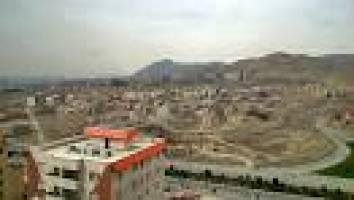 بازار کم رونق زمین در تهران