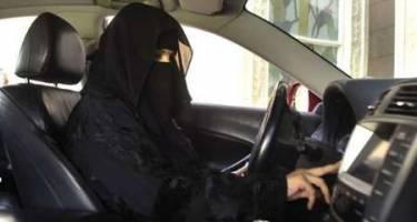 تلاش زنان عربستان برای شکستن تابوی رانندگی