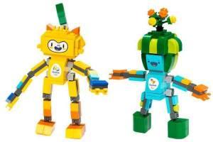 عروسک های لِگویی المپیک و پارالمپیک ریو رونمایی شدند