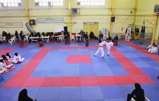 پایان سومین روز انتخابی تیم ملی کاراته بانوان