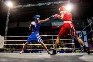 بوکسور البرزی به مسابقات گزینشی المپیک در باکو راه یافت