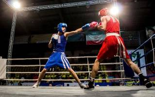 بوکسور البرزی به مسابقات گزینشی المپیک در باکو میرود