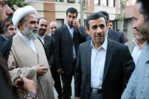 تطهیر احمدی نژاد برای شکست روحانی