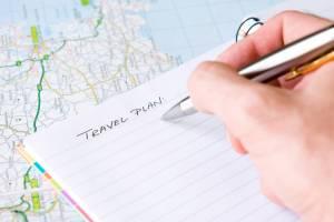 نحوه برنامه ریزی برای سفر