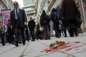 خاطرات به جامانده از جنگ در خیابان های سارایوو