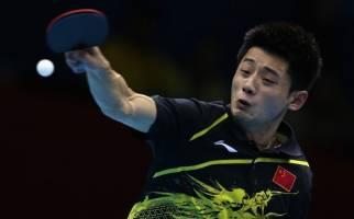 قهرمان پینگپنگ چینی در مسابقات انفرادی ریو بازی نمیکند