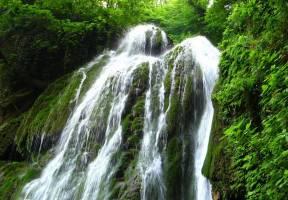 تور یک روزه آبشارهای گلستان