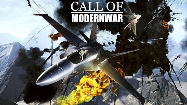 معرفی بازی Call Of ModernWar: Warfare Duty؛ هوانورد