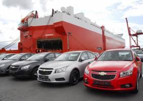 کاهش قیمت چند خودروی وارداتی