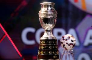 پخش زنده رقابتهای فوتبال کوپا آمه ریکا از تلویزیون