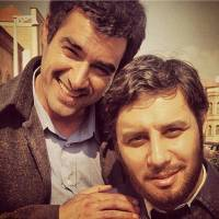 سلفی جالب جواد عزتی و شهاب حسینی! | خرداد 95