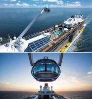 امتیازات ویژه کشتی های تفریحی