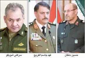 تهران کانون همگرایی مبارزه با تروریسم
