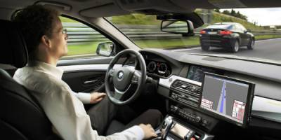 نزدیک شدن به دوره خودروهای بدون راننده