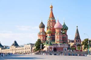 تور ترکیبی مسکو و سنت پترزبورگ