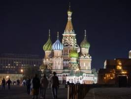 تور هفت روزه مسکو