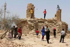 نابودی شهر تاریخی تیس