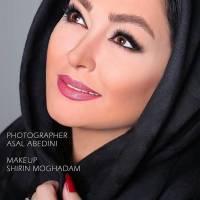 عکس مدلینگ جدید و زیبای الهام حمیدی! | تیر 95