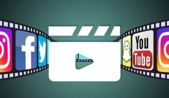 چگونه بهترین و تأثیرگذارترین ویدئوهای ممکن را در شبکه های اجتماعی آپلود کنیم؟