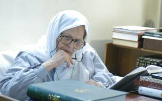 ماجرای دیدار طاهره صفارزاده با امام خمینی(ره)