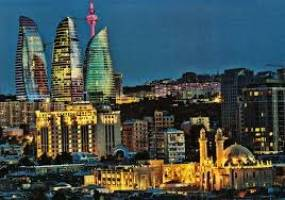 تور باکو و تفلیس تیر 95