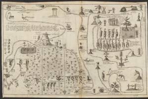 بلندترین سفرنامه قرن ۱۷ مکزیک