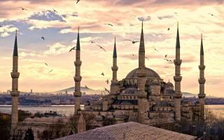 تور تركيبي استانبول و آنتاليا