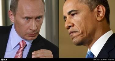 پوتین باز هم اوباما را تسلیم کرد